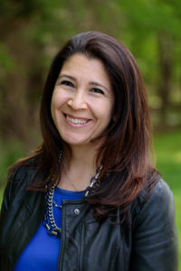 Temple Administrator, Jeanine Corrubia