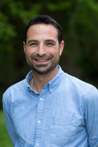Director of Youth Engagement, Adam Schwartzbard