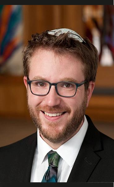 Rabbi Jeremy Fineberg